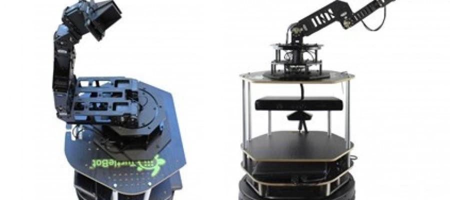 Desarrollo de entornos de demostración para robots. El caso del robot Kobuki Turtlebot.