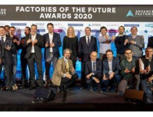 Advanced Factories abre candidaturas para los Factories of the Future Awards 2021